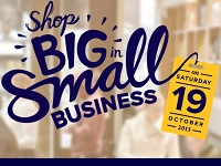 Shop Big in Small Business